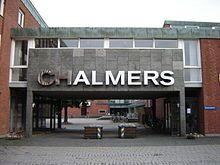 Chalmers University of Technology - Universidad Tecnológica Chalmers en Gotemburgo (Suecia)