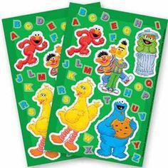 Various Cartoon Character Sticker Sets
