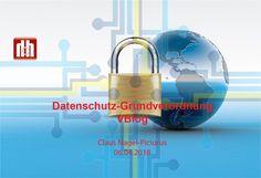 Statusbericht zur Umsetzung der Datenschutz-Grundverordnung (DSG-VO) im Klein- und Mittelständischen Unternehmen
