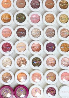 Pinterest: @emilyplumacher Colourpop Shadows
