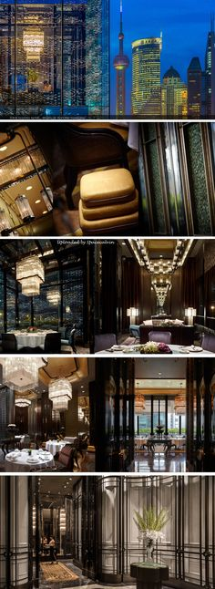 Four Seasons Hotel ShangXi Pudong Shanghai by AB_Concept_HK