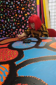 Ten Things You Might Not Know About Yayoi Kusama