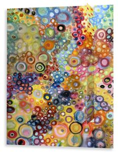 Cellulaires Painting Print on Wrapped Canvas