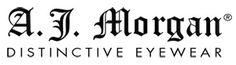A.J. Morgan distinctive eye wear - designer reading glasses and sunglasses.