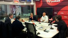 30 años de política en Euskadi con Anasagasti, Landa, Rojo y Barreda