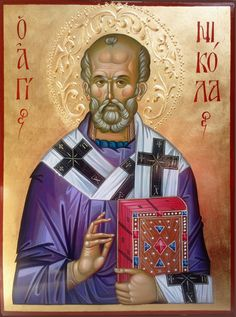 wonderworker iconography archbishop byzantine christian nicholas orthodox painted myra icon hand the st of St Nicholas Archbishop of Myra St Nicholas the Wonderworker byzantine icon hand painted orthYou can find Orthodox icons and more on our website St Nicholas Day, Image New, Vintage Christmas Images, Vintage Thanksgiving, Saint Nicolas, Peter Paul Rubens, Byzantine Icons, Orthodox Christianity, Orthodox Icons