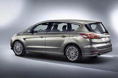 Gelekt: nieuwe Ford S-Max MPV