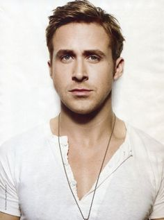 Ryan Gosling. He's a musician, an animal lover, and a great actor. Not to mentioned he's hard to take your eyes off of.