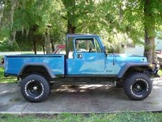 Okay first, this is not a Brute package. This is home built! It was a wrangler before this.  The frame has been stretched.  The axles, transmission (T
