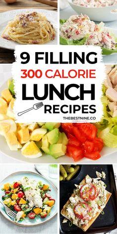 Breakfast Under 200 Calories, Under 300 Calorie Meals, 300 Calorie Lunches, 300 Calorie Breakfast, Healthy Protein Breakfast, Healthy Low Calorie Meals, Under 300 Calories, 300 Calorie Recipes, 100 Calories