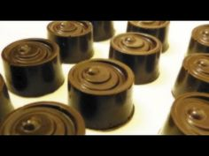 How to make Captain Morgan's Chocolate (Alcoholic Candy)