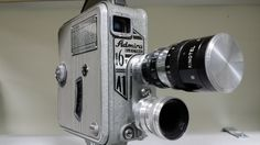 Admira Electric 16 A1, 16mm motion picture camera, manufactured in Czechoslovakia, 1963-68