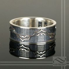 Own your Fear Bat ring by mooredesign13 on Etsy, $160.00