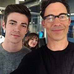 """""""I don't know, she was just right here."""" @dpanabaker @grantgust"""