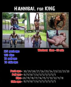 Hannibal For King