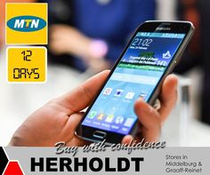Only 12 days until Christmas! Have you considered getting a new Cellphone on one of our fabulous MTN packages available at our kiosks? Check out the range of new phones available and spoil yourself this festive season at Herholdts. #gifts #festive #specials