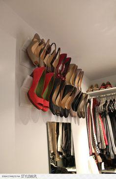 zamiast półki na buty