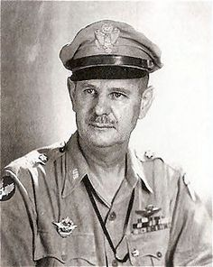 George Stratemeyer *** Commanding General of Army Air Forces in China Theatre