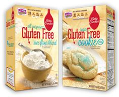 FREE Gluten-Free Betty Crocker Product Mailed Coupon on http://hunt4freebies.com