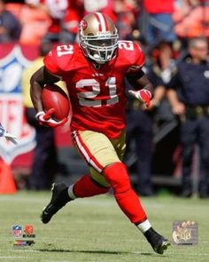 1d5a8acfd Frank Gore 2009 Action Photo Print (8 x 10)