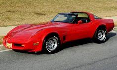 Ultimate Garage - 1982 Chevrolet Corvette Stingray - Flemings ...