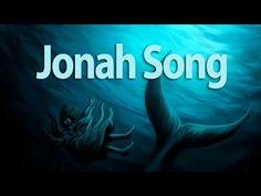 Jonah Song - YouTube Bible Songs For Kids, Bible Stories For Kids, Sunday School Songs, Parenting Hacks, Verses, Youtube, Scriptures, Lyrics, Poems