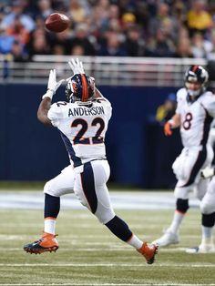C.J. Anderson - Broncos vs. Rams (11/16/14)