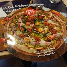 A l'occasion des 40 ans de Pizza Paï, nous avons été invité en famille à tester la nouvelle carte du restaurant d'Auchan V2 dans la région Lilloise. Ce Occasion, Vegetable Pizza, Restaurant, Vegetables, Food, Pai, 40 Rocks, Veggies, Eten