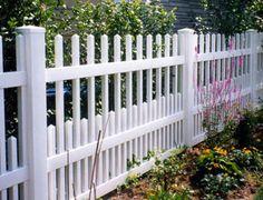 Vinyl Picket Fences • Vinyl Picket Fencing Materials