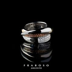 #Fraboso #silver #ring 2014 collection