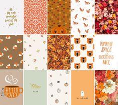 15 x de leukste herfst achtergronden voor op je telefoon!