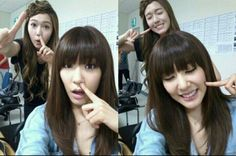 Tiffany and Jessica