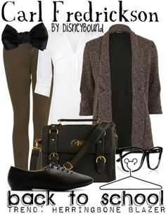 Carl outfit!