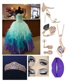 """""""Serephina"""" by anna01banana on Polyvore featuring Sophia Webster, Sirena and Bloomingdale's"""