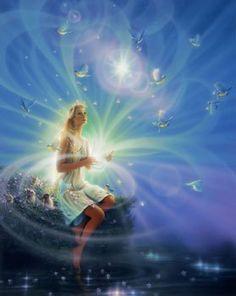 ஐ ''•¸.• I call to the God Star Sirius and to the Orion belt star Alnitak ,to lock my own Real Self I AM Presence .Help to bring up my blue print yellow to consume all records to balanced threefold flame within my mental body ,I thank thee and accept it done In the name of my I AM Presence .In Gratitude the Light*↜♡↝Amen