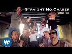 Straight No Chaser - Uptown Funk (music video) - YouTube