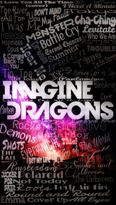 Ideas Wall Paper Phone Music Imagine Dragons For 2019 Imagine Dragons Letras, Imagine Dragons Lyrics, Imagine Dragons Evolve, Believer Imagine Dragons, Dan Reynolds, Pentatonix, New Quotes, Music Quotes, Life Quotes