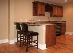 kitchen peninsula 2