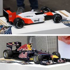 Love motorsport? Which racing car would you like to build?