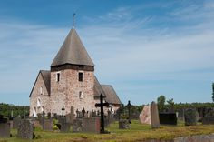 Church of Hammarland, Åland Islands, Finland Malta, Monaco, Grave Monuments, Georgia, France, Baltic Sea, Open Water, Place Of Worship, Archipelago