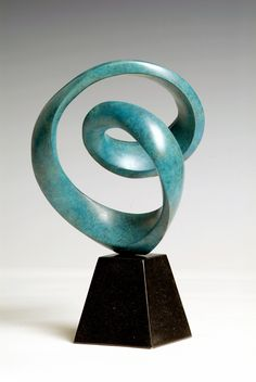 """Sculpture of the Week: Eleos Bronze; Ed. 1 of 9 14"""" H x 9"""" x 6"""" To see more photos, please visit our website."""
