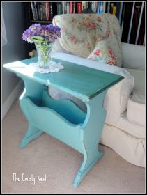 Chalk paint table i love