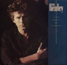 Don Henley 45 RPM Cover https://www.facebook.com/FromTheWaybackMachine