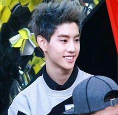 His smile ^^ ♡
