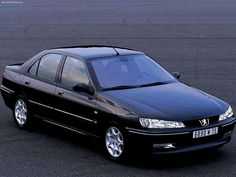 Peugeot 406 SL from 2001 until 2002