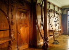 Art Nouveau Furniture | Art Nouveau Furniture in the Musee d'Orsay | Flickr - Photo Sharing!