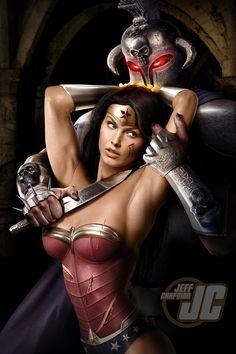 Leandro Comics Martian Manhunter Power Girl E Hentai