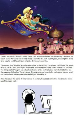 Aladdin Mind = Blown - LoL Champ