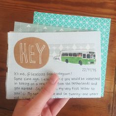 Outgoing mail! // #snailmail