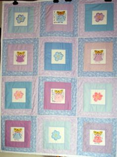 Quilts  Tickle Me Quilt by SewflairUK on Etsy, £35.00